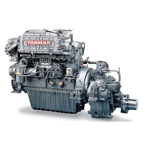 Yanmar Marine Diesel Engineh 4che3 6che3 6ch Hte3 6ch Dte3 6ch Ute ...