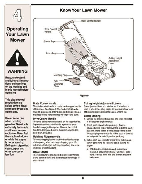 Yard Pro Lawn Mower Manual (ePUB/PDF)