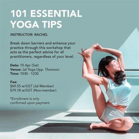 Best Pdf Yoga 101 Essential Tips Free Ebooks Bvcexrti Onmypc Net