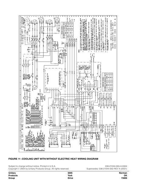 York Wiring Schematics (ePUB/PDF) Free