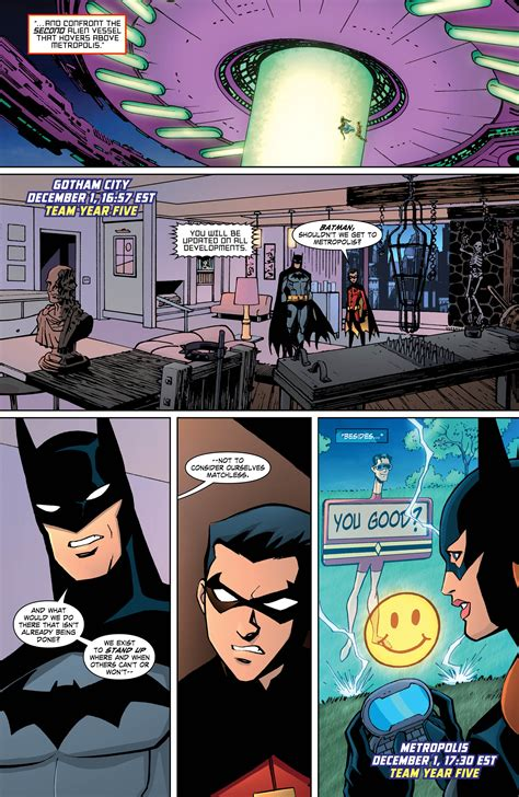 Young Justice Vol 4 Invasion