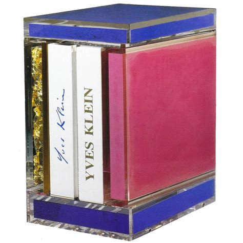 Yves Klein Catalogue Of Editions And Sculptures Edited Catalogue ...