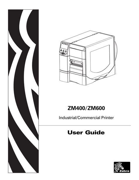 Zm400 Manual (ePUB/PDF) on