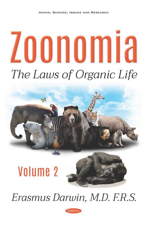 Zoonomia Or The Laws Of Organic Life Vol Ii