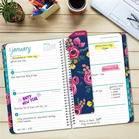 Academic Planner 2018 2019 Student Planner Calendar For The New Academic Year 2018 2019