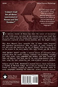 Did Moses Exist The Myth Of The Israelite Lawgiver English Edition