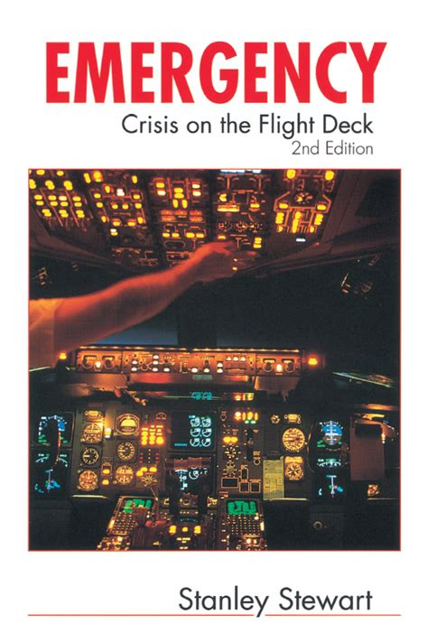 Emergency Crisis On The Flight Deck English Edition