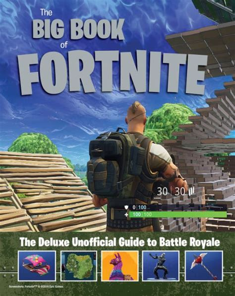 Fortnite Battle Royale Unofficial Game Guide English Edition