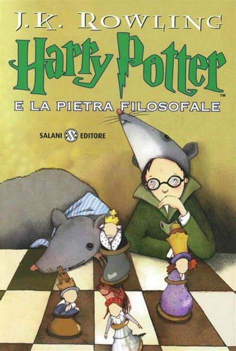 Harry Potter E La Pietra Filosofale La Serie Harry Potter Vol 1
