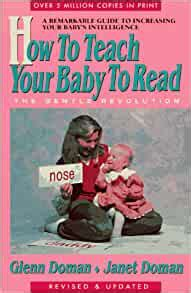 How To Teach Your Baby To Read Gentle Revolution
