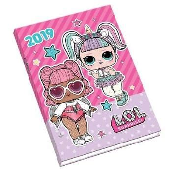 Lol Surprise Keepsake A6 Official 2019 Diary A6 Diary Format