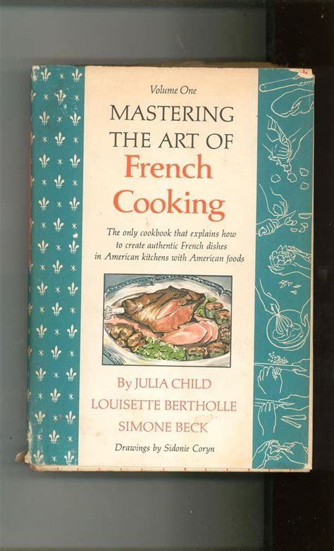 Mastering The Art Of French Cooking Vol2