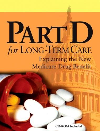 Part D For Long Term Care Explaining The New Medicare Drug Benefit