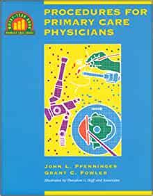 Procedures For Primary Care Physici