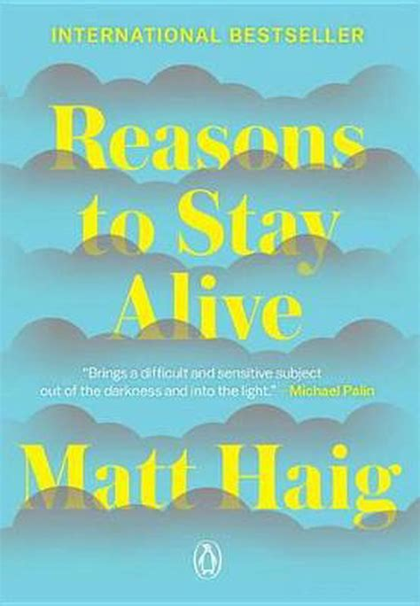 Reasons To Stay Alive English Edition