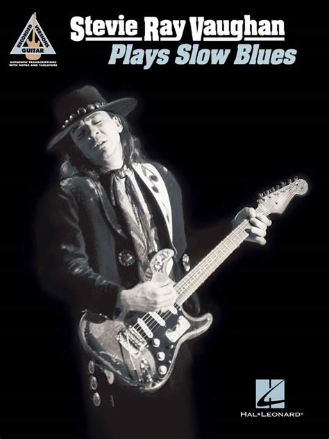 Stevie Ray Vaughan Plays Slow Blues