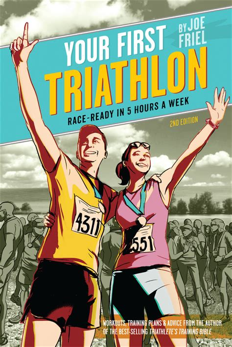 Your First Triathlon Raceready In 5 Hours A Week