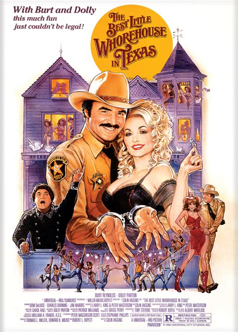 frisättning The Best Little Whorehouse in Texas
