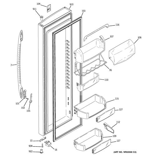 wiring diagram for ge profile refrigerator wiring wiring diagram for a ge refrigerator wiring auto wiring diagram on wiring diagram for ge profile