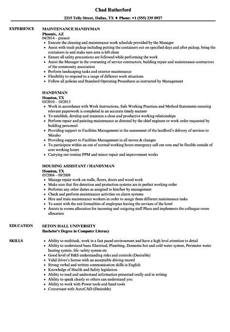 Resume Functional Skills List Template