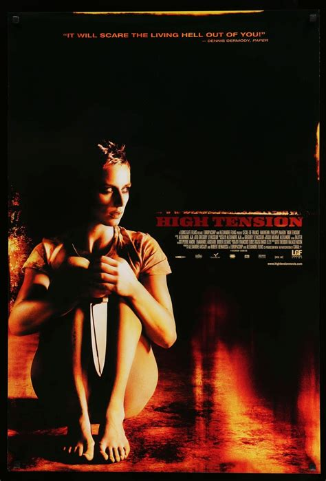 high-tension current