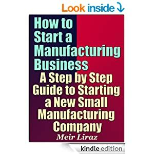 Start manufacturing company?