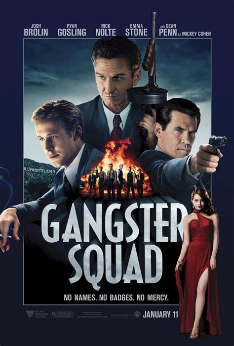 latest Gangster Squad