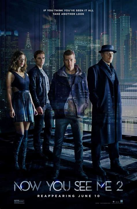 latest Now You See Me 2