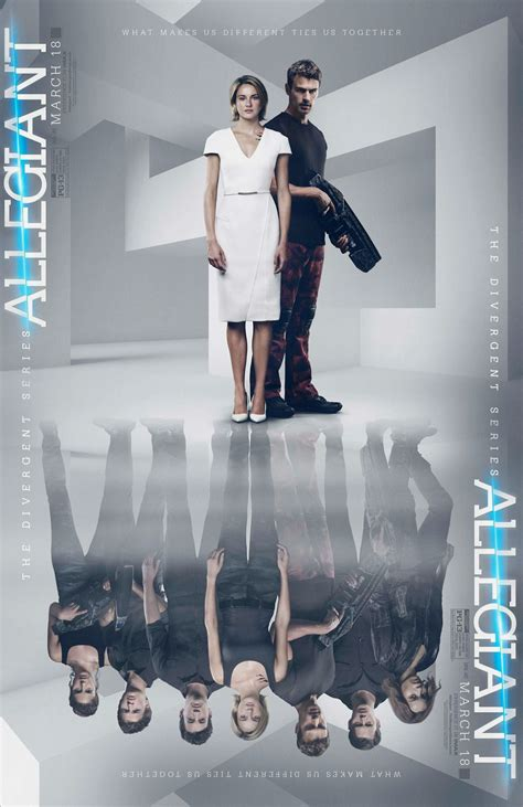 latest The Divergent Series: Allegiant