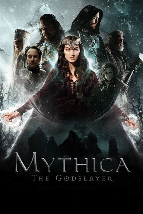 Stream Hd ] Mythica: The Godslayer 2016 | Movies Gross All