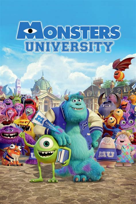 nedladdning Monsters University
