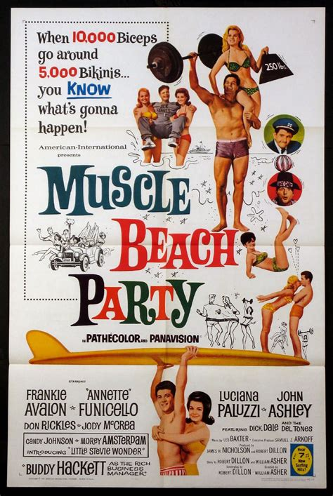 nedladdning Muscle Beach Party