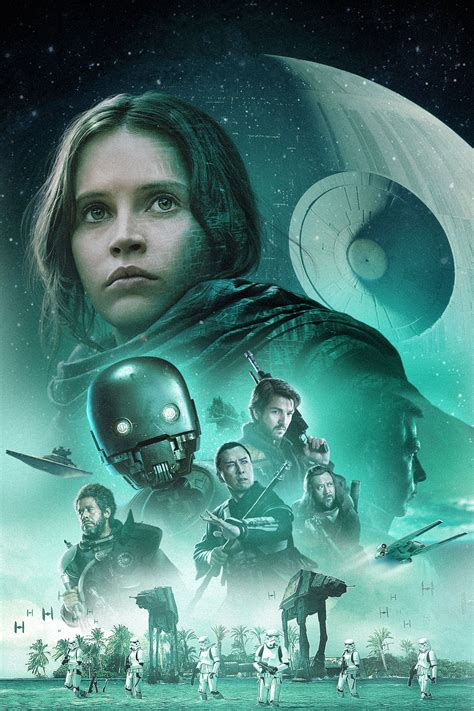 nedladdning Rogue One: A Star Wars Story