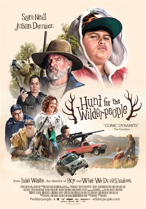 new Hunt for the Wilderpeople