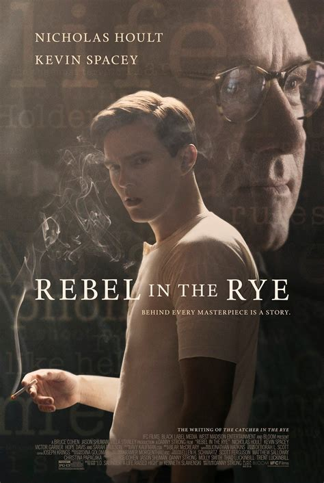 new Rebel in the Rye
