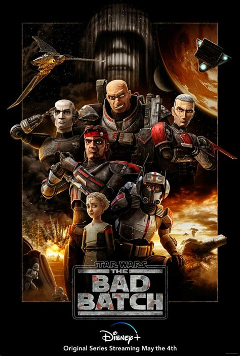 new The Bad Batch