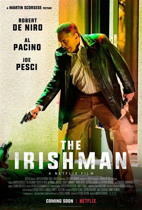 new The Irishman