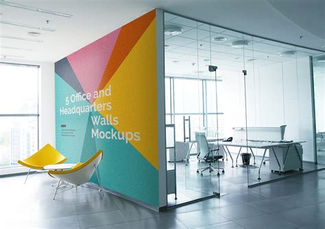 Download Office Interior Mockup Psd Free