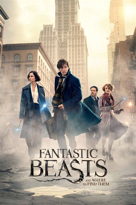 release Fantastic Beasts and Where to Find Them 2