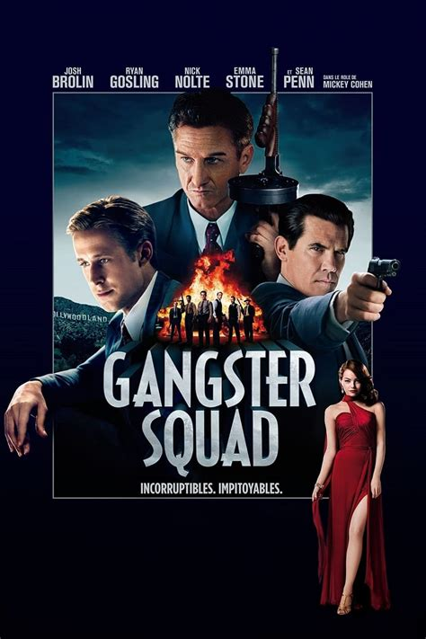 release Gangster Squad