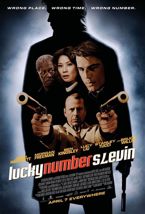 release Lucky Number Slevin