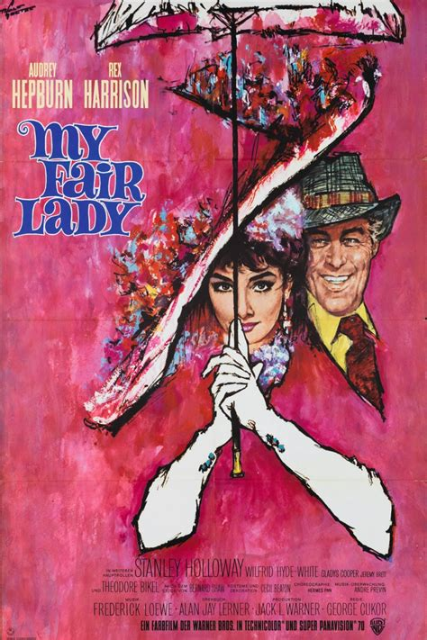 release My Fair Lady