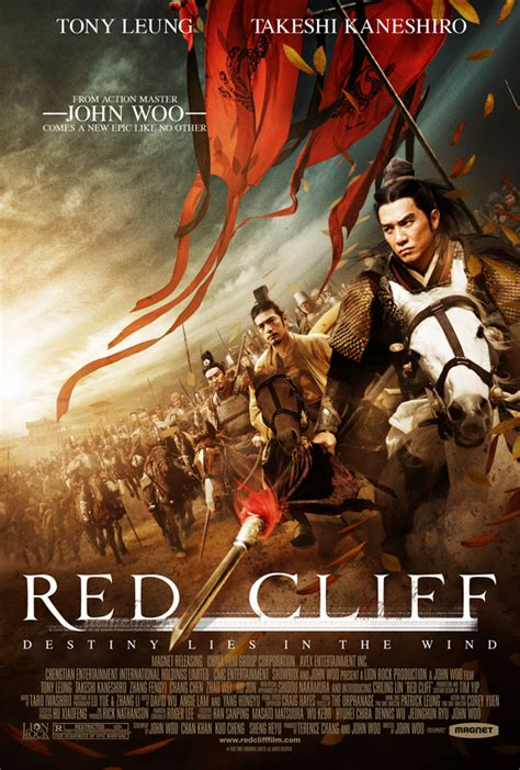 release The Battle Of Red Cliff