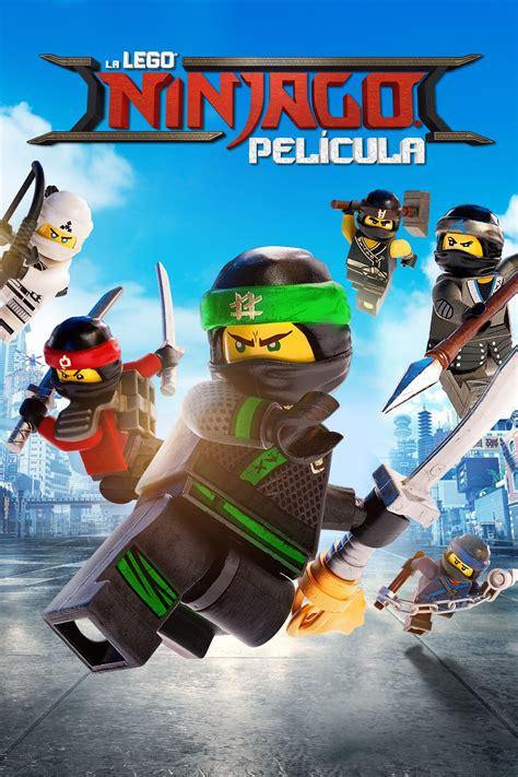 release The LEGO Ninjago Movie