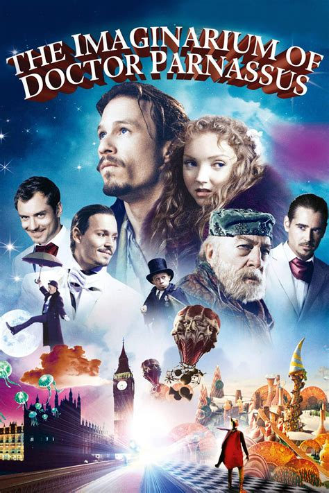 senaste The Imaginarium of Doctor Parnassus