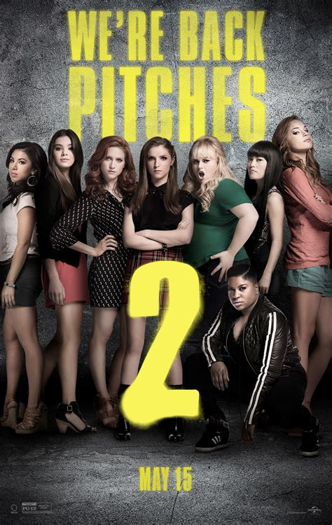 strömmande Pitch Perfect 2