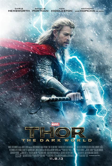 strömmande Thor: The Dark World
