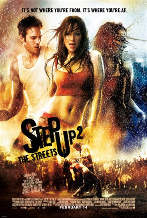 streaming Step Up