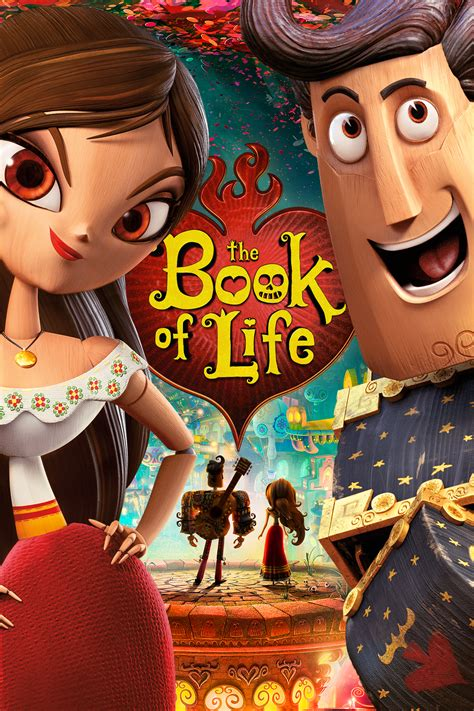 streaming The Book of Life