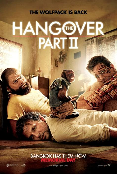 streaming The Hangover Part II